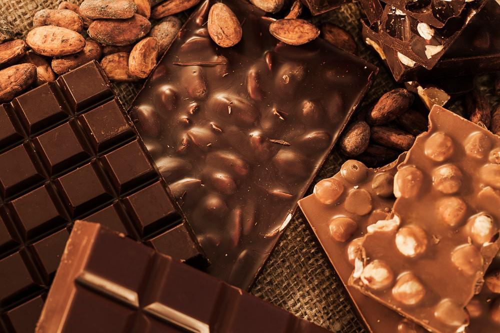 Шоколад в косметології